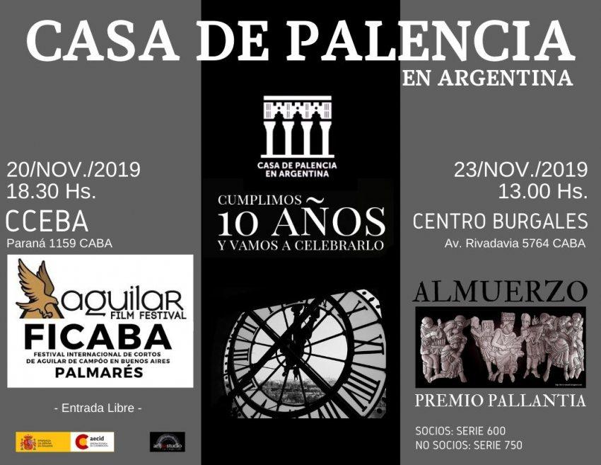 Una selección del palmarés del Aguilar Film Festival se proyectará en Argentina