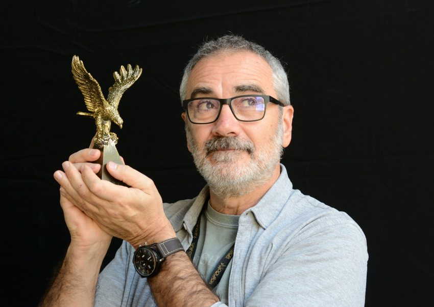 Javier Fesser destaca que el Aguilar Film Festival es cine en mayúsculas
