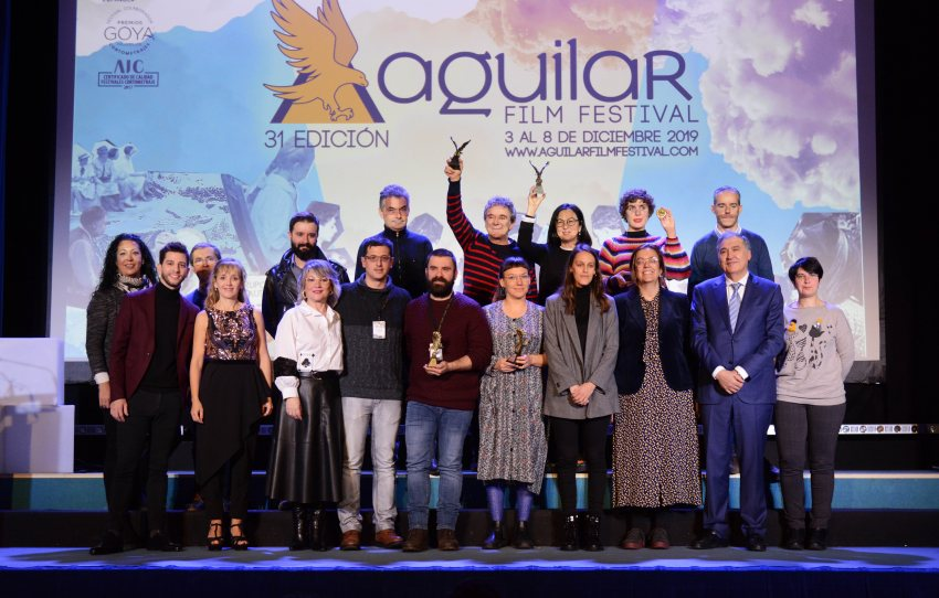 El corto 'The physics of sorrow', de Theodore Ushev, vence en el 31 Aguilar Film Festival