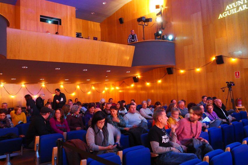 El ICAA detalla su política de ayudas  al corto en el Aguilar Film Festival